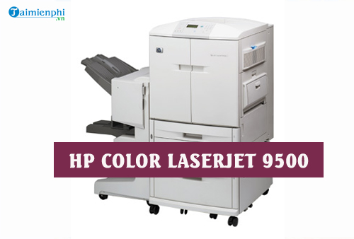 driver hp color laserjet 9500