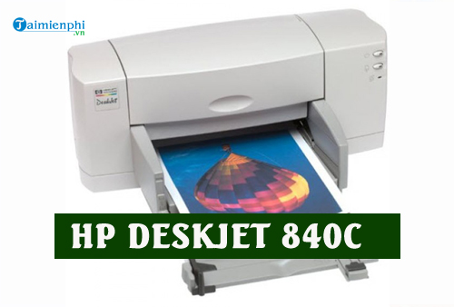 driver hp deskjet 840c for mac