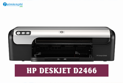 driver hp deskjet d2466 for mac