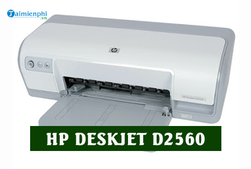 driver hp deskjet d2560 for mac